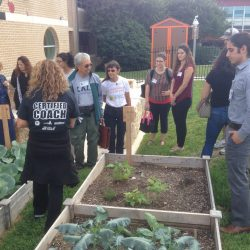 San Antonio Elementary School Embraces Farm to School